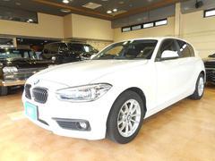 BMW118i 純HDDナビ Bモニタ メーカー保証付
