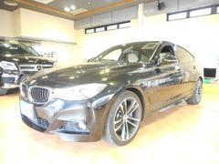 BMW335iグランツーリスモ Mスポーツ 本革 SR 19AW
