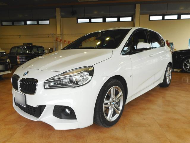 BMW 2シリーズ 218iアクティブツアラー Mスポーツ イン...