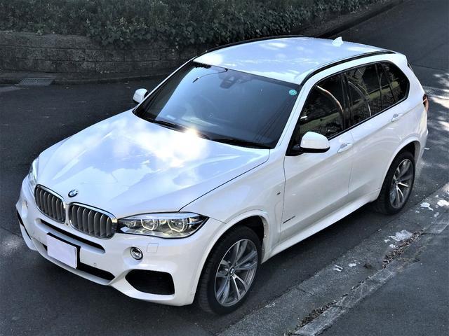 BMW xDrive 50i Mスポーツ 禁煙車アクティブクルーズコントロール/アラウンドビュー/SOS/パワーリヤゲート/LEDヘッドランプ/ツインターボエンジン