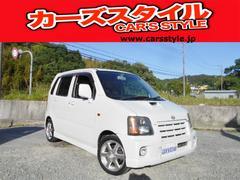 ワゴンRRR タイミングチェーン車 純正エアロ 純正キーレス付