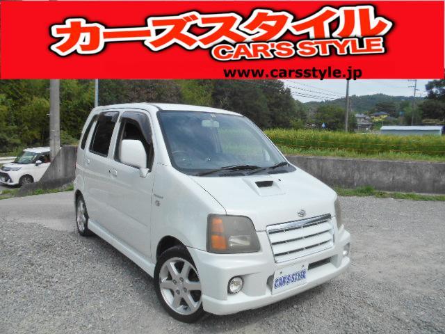 スズキ ワゴンR RR バージョンV 修復歴無し タイミングチェ...