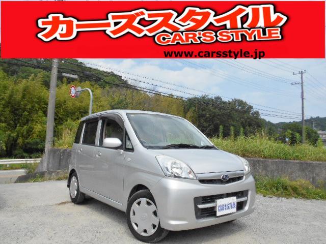 スバル ステラ L 5速マニュアル車輛 保証付き キーレス付き