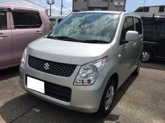 ワゴンRFX 軽自動車 シルバー インパネ4AT
