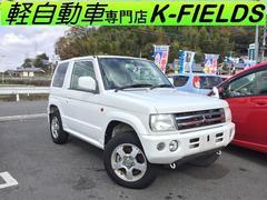 パジェロミニXR・5速MT・4WD・キーレス・1年保証