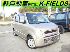 ワゴンRFT・キーレスエントリー・電格ミラー・ナビ・CD・1年保証