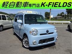 ミラココアプラスX・新品タイヤ・SDナビ・TV・ETC・ルーフキャリア