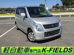 ワゴンRFX・キーレス・電格ミラー・レベライザー・1年保証