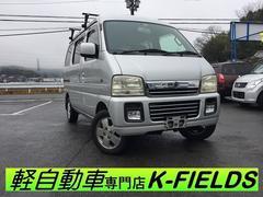 エブリイワゴンジョイポップターボ・キーレス・電動格納ミラー