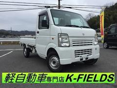 キャリイトラックKC・エアコン・4WD