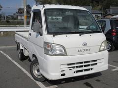 ハイゼットトラックパワステ・エアコン・4WD・HL付