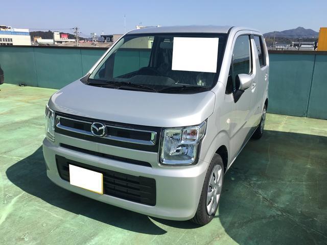マツダ ハイブリッドXG 4WD キーレス オートエアコン ESC