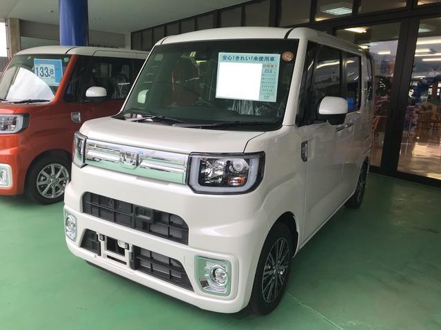 ダイハツ GターボSAII 軽自動車 インパネCVT 保証付 エアコン