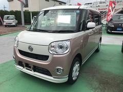 ムーヴキャンバスGメイクアップ SAIII ナビ 軽自動車 LED