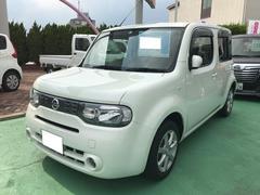 キューブ15X FOUR Vセレクション 純正ナビフルセグTV4WD