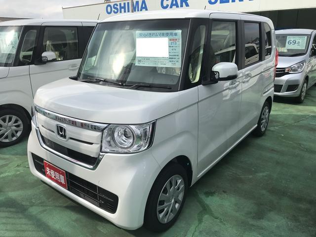 NBOX(ホンダ)G・Lホンダセンシング 中古車画像