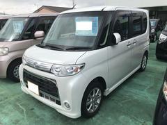 タントカスタムX ナビ TV 軽自動車 AT エアコン