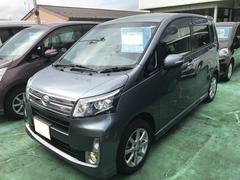 ムーヴカスタム X 軽自動車 ETC AT エアコン