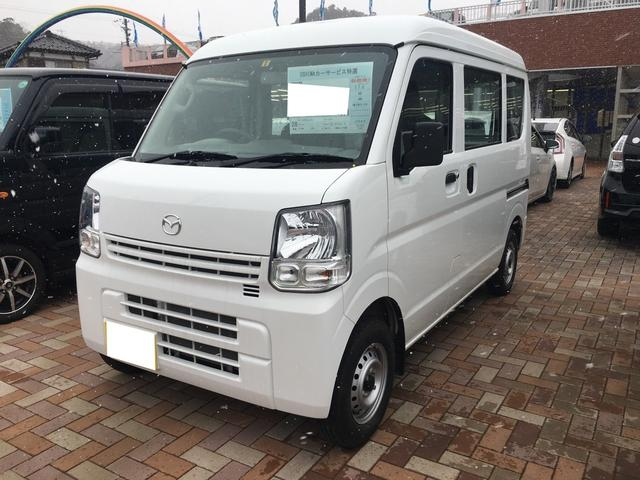 マツダ PA Wエアバッグ エアコン パワステ 4WD