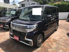 タントカスタムX トップエディションSAIII ナビ 軽自動車