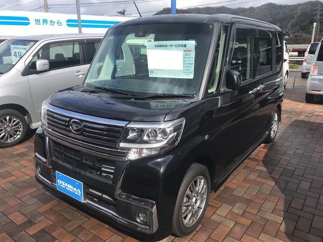 ダイハツ カスタムX トップエディションSAII TV ナビ 軽自動車