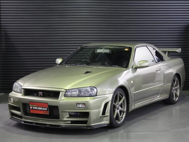 日産 GT-R VスペックII ニュル