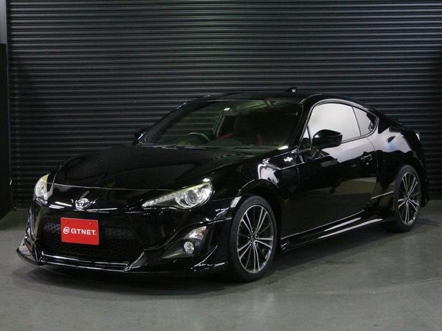 トヨタ GT HDDナビ フルセグ Rスポイラー パドルシフト