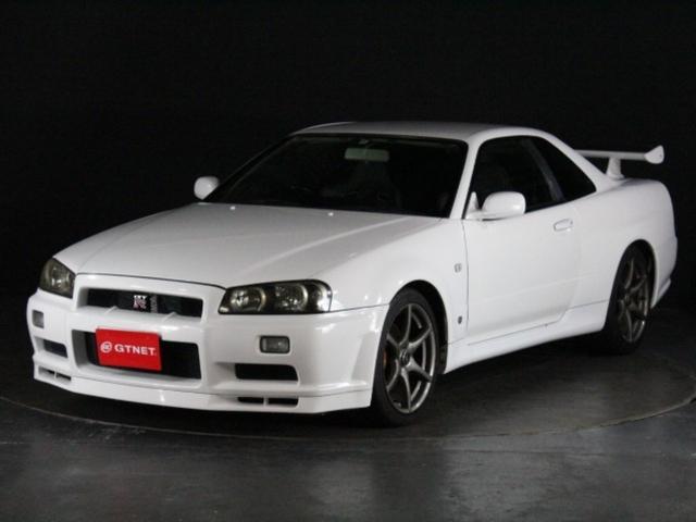 日産 GT-R カーボンディフューザー MFD ナビ フルセグ