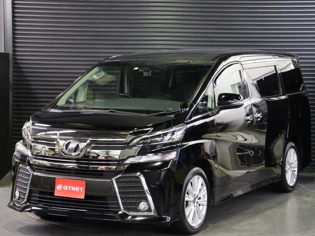 トヨタ 2.5Z アルパインBIGX 後席モニター バックカメラ ETC LEDHライト フォグ スマートキー サイド&カーテンSRS Wエアコン ウインカー付ドアミラー AW