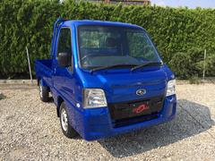 サンバートラックSチャージャー 4WD WRブルーLimitedカラー PS