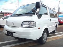 ボンゴバンDX 4WD 低床 シングルタイヤ 5ドア