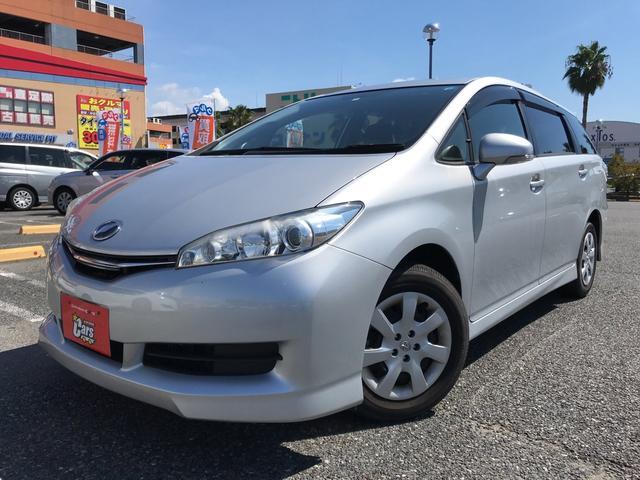トヨタ 1.8X 禁煙車 サイドエアバック CD