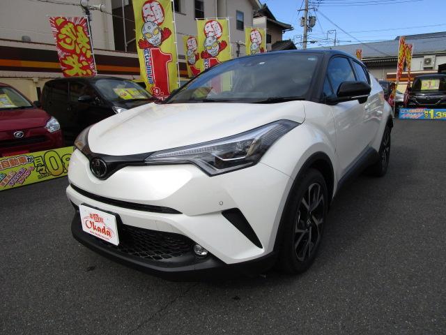 トヨタ G-T トヨタセーフティセンス