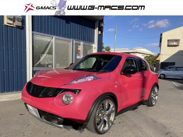 日産 15RX 全塗装ピンク