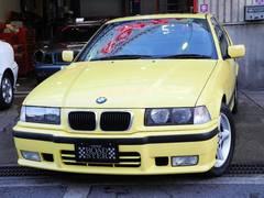 BMW318ti Mスポーツ最終モデルハーフレザーサンルーフ禁煙車