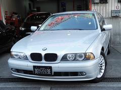 BMW525iハイライン1オーナー後期最終モデル本革マルチ禁煙車