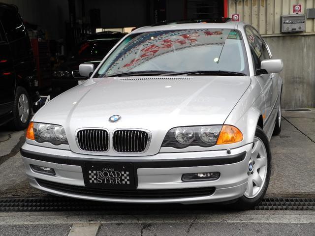 BMW 325i屋内保管1オーナー黒本革SR付ディーラー下取車