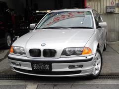 BMW325i屋内保管1オーナー黒本革SR付ディーラー下取車