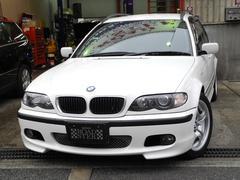 BMW318iツーリング Mスポーツパッケージ後期HIDナビ禁煙