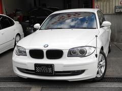 BMW120iナビフルセグTVBカメラHIDETC禁煙車