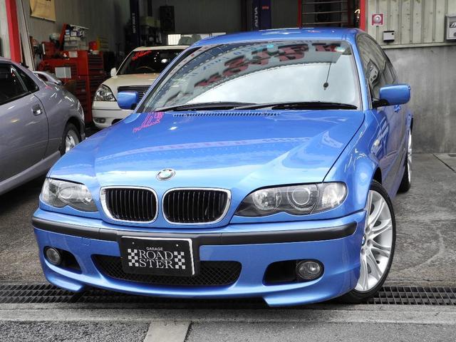 BMW 318i Mスポーツ リミテッドインディビデュアルHID禁煙