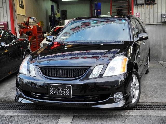 トヨタ 2.5iR-S Four4WD1オーナーDVDナビ禁煙車