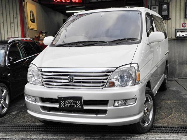 トヨタ G EXパッケージ 4WDツインサンルーフ左パワースライドドアD席パワーシートナビ地デジフルセグTVBカメラLEDライトETC禁煙車