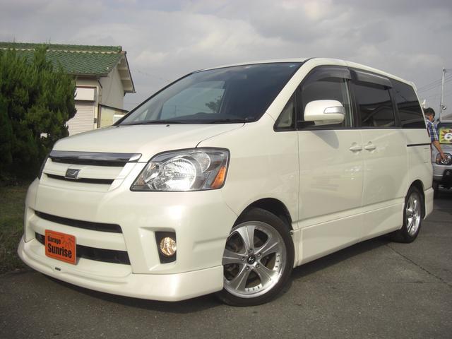 トヨタ S・エアロ・ナビ・ETC・バックモニター・社外アルミ