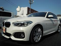 BMW118i Mスポーツ ナビ バックカメラ