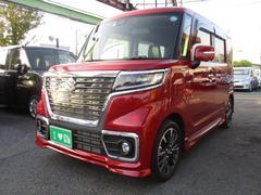 スペーシアカスタムハイブリッドXS 新車