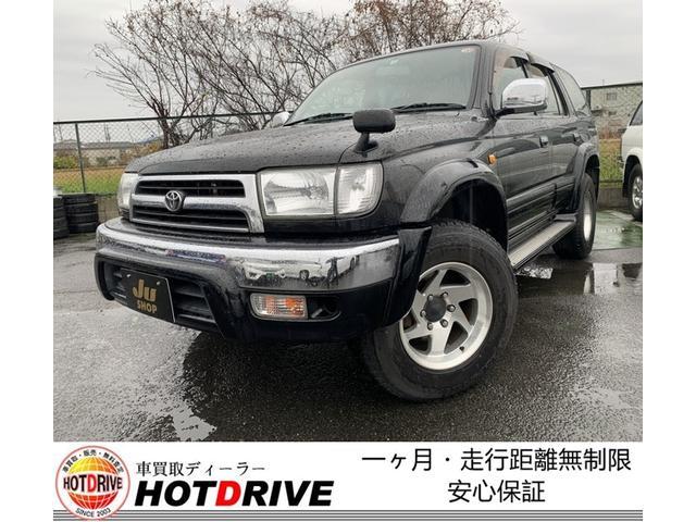 トヨタ ハイラックスサーフ SSR-X Vセレクション 4WD・背面タイヤ・ガソリン・ナビ・ETC・アルミ・2700cc
