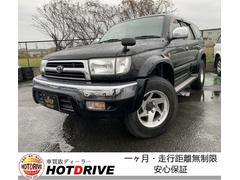 ハイラックスサーフSSR−X Vセレクション 4WD・背面タイヤ・ガソリン・ナビ・ETC・アルミ・2700cc