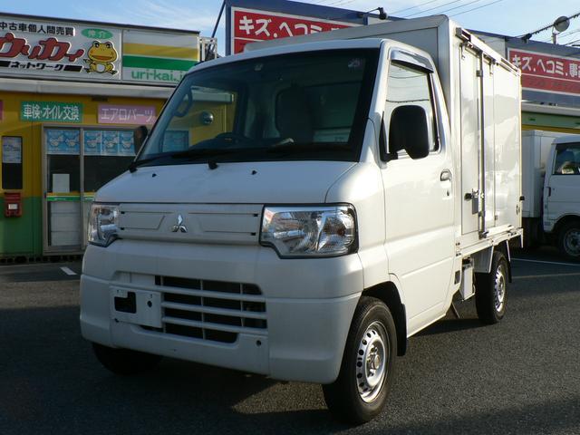 三菱 冷蔵冷凍車 -5℃設定