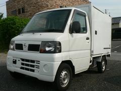 クリッパートラック冷蔵冷凍車 −5℃